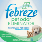 febreze pet odor eliminator